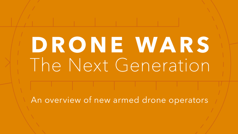 Drone Wars: The Next Generation