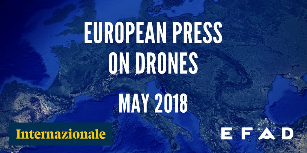 European Press Review May 2018