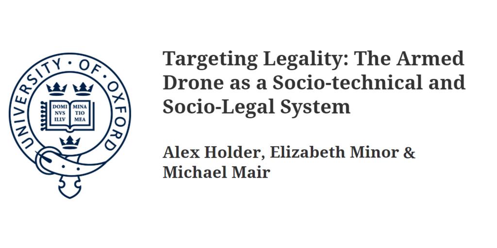 Targeting Legality