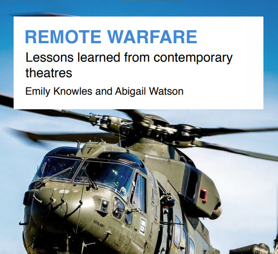 Remote Warfare