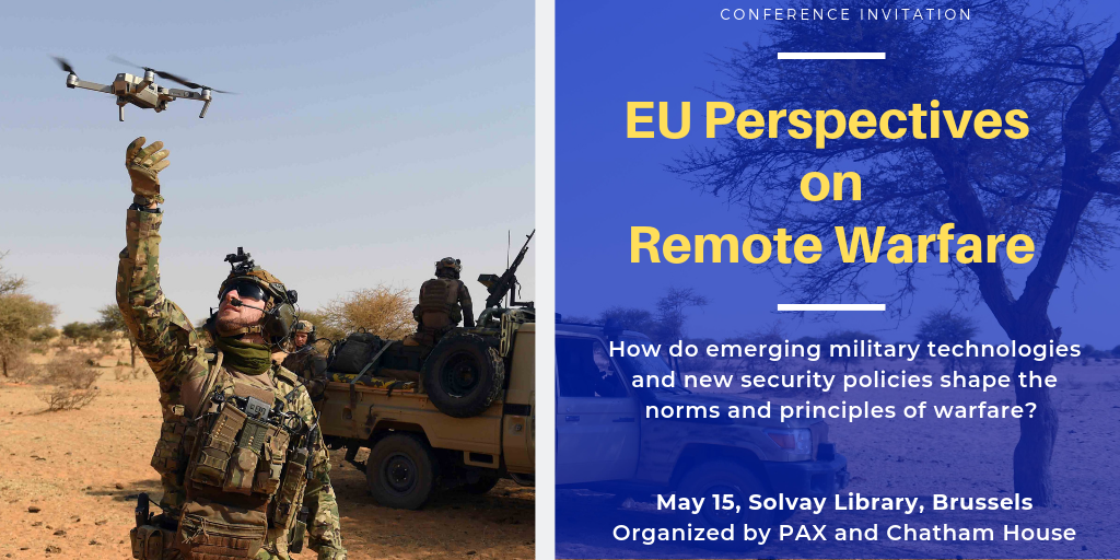 EU & Remote Warfare