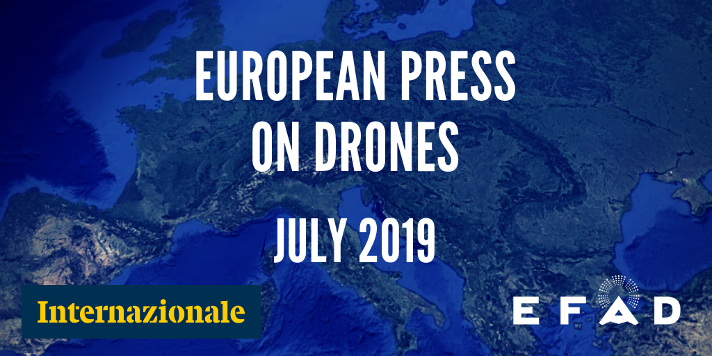 July 2019 - European Press Review