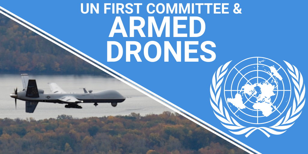 Armed Drones at First Committee
